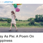 Easy As Pie: A Poem On Happiness